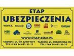 Ubezpieczenia ETAP - ubezpieczenia komunikacyjne, ubezpieczenia majątkowe, ubezpieczenia osobowe