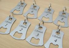 nadruk na metalu - Aret S.C. oznakowanie obi... zdjęcie 2