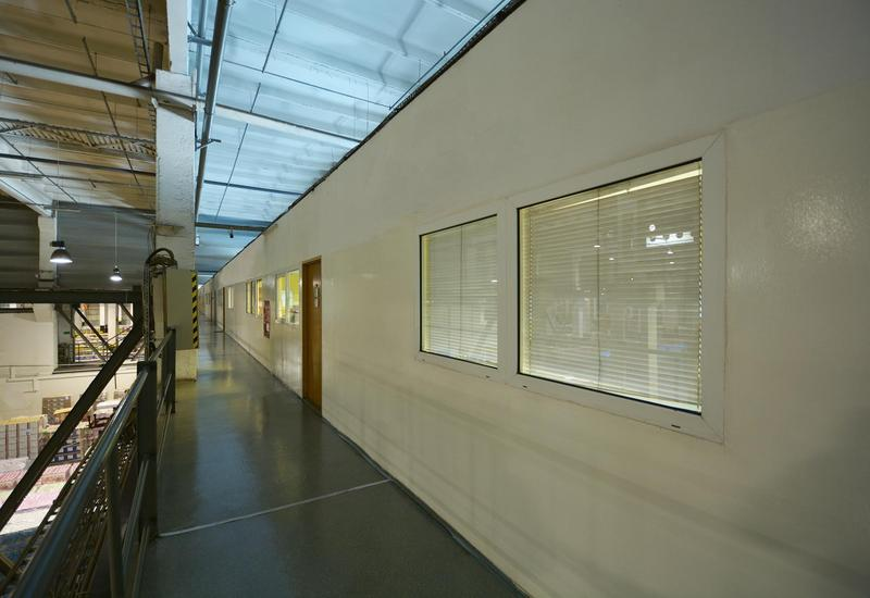 hala magazynowa - Silesia Logistyka - OPAL ... zdjęcie 1