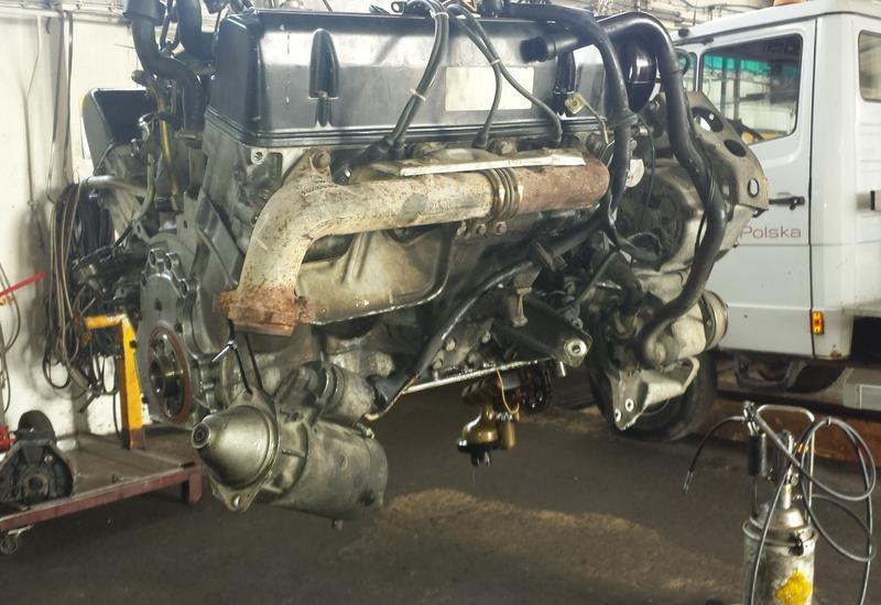 auto naprawa - Niezależny Mercedes Serwi... zdjęcie 1