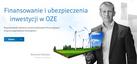 Projekty elektrowni wiatrowych i fotowoltaicznych Eco Resources Michał Kłonowski