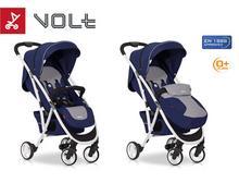 Wózek spacerowy VOLT Euro-Cart (Denim)
