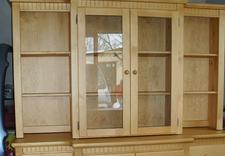 Meble na zamówienie, meble drewniane, szafy drewniane