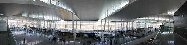 powierzchnia reklamowa na lotnisku - Port Lotniczy Wrocław S.A... zdjęcie 8