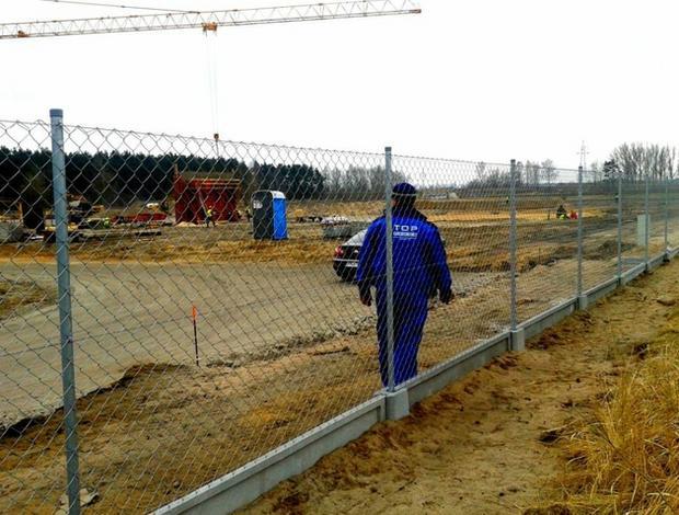 siatki ocynkowane - Top Fence Jarosław Grześk... zdjęcie 9