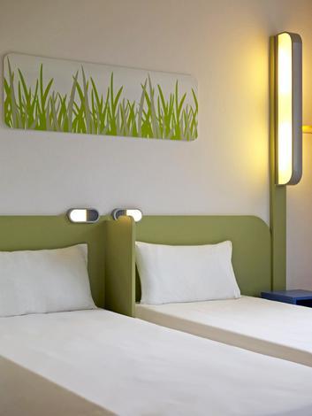 noclegi - Hotel Ibis Budget Warszaw... zdjęcie 4