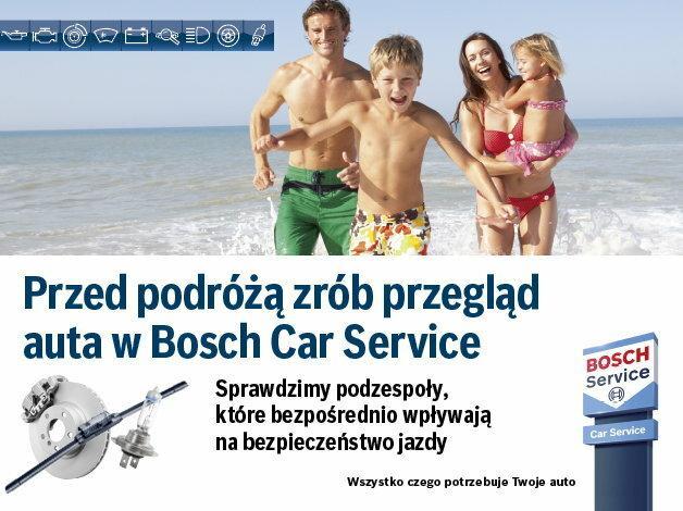 naprawa samochodów osobowych - Bosch Service Polanowski zdjęcie 1