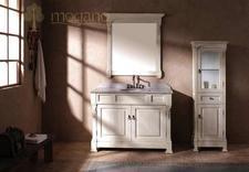 wyposażenie łazienki wrocław - MOGANO - Meble Łazienkowe zdjęcie 9