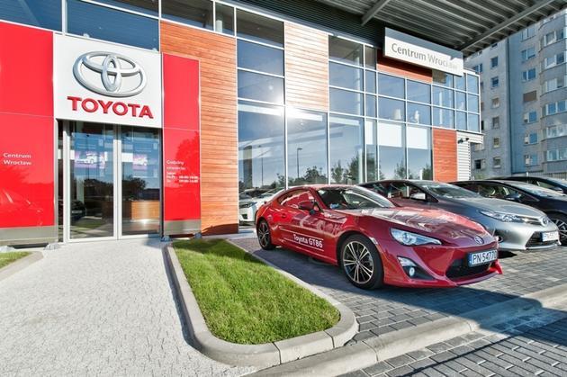 japońskie - Toyota Centrum Wrocław zdjęcie 4