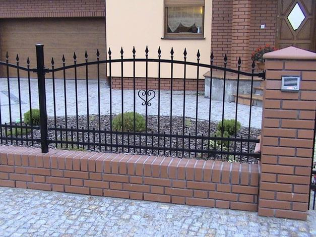konstrukcje stalowe - PATIX - Ogrodzenia, płoty... zdjęcie 1