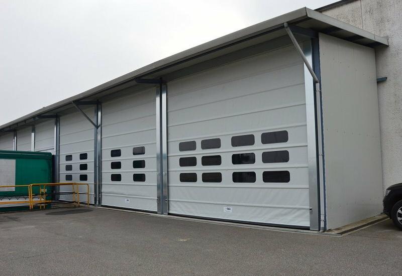 przemysłowe - Poltau. Bramy garażowe, b... zdjęcie 3
