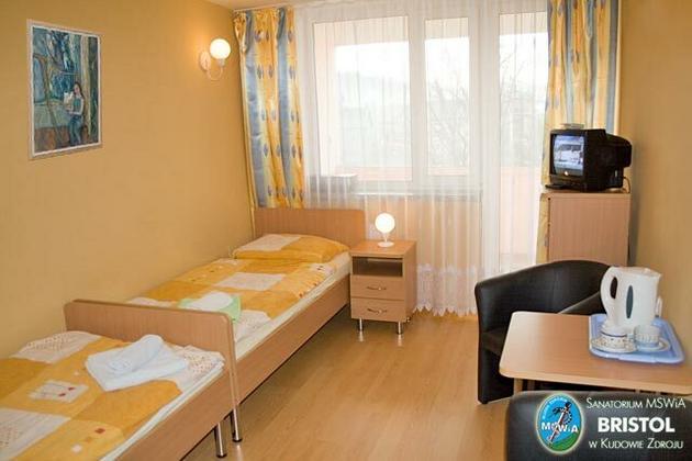 pokoje kudowa - SP ZOZ Sanatorium Bristol... zdjęcie 5