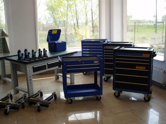 profesjonalne narzędzia warsztatowe - Narzędzia i wyposażenie w... zdjęcie 4