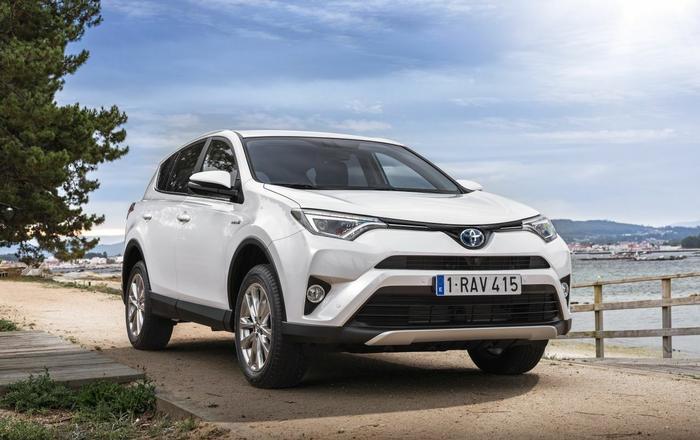 Toyota RAV4 hybryd
