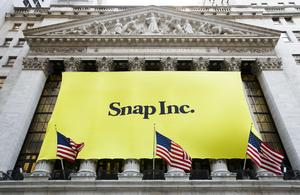Snap Inc. IPO at New York Stock Exchange