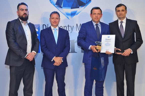 Diamenty dla firm z województwa dolnośląskiego. Zobacz zdjęcia z gali