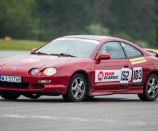 Toyota Celica na Classic Auto Cup