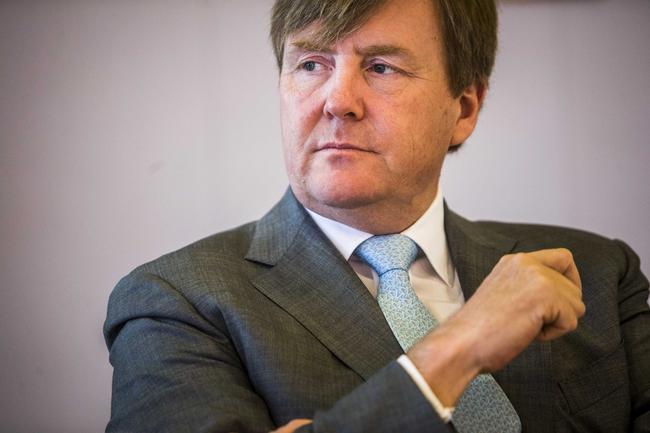 King Willem-Alexander turns 50