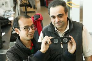 Inteligentne okulary same dostosowują ostrość