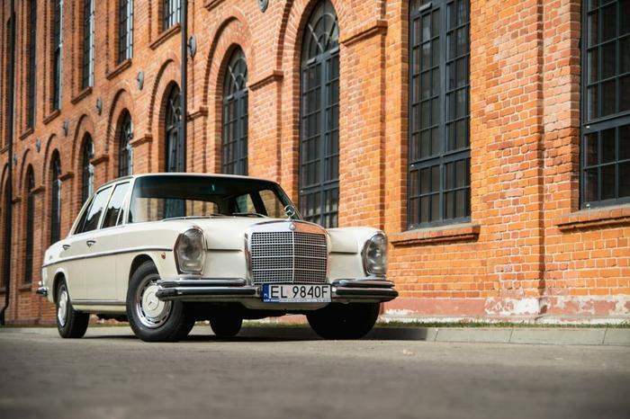 Marcedes-Benz 280 SE 1968. Cena wywoławcza: 45 000 zł