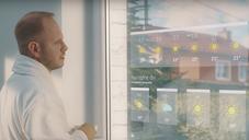 Polska firma stworzyła okno z ekranem multimedialnym