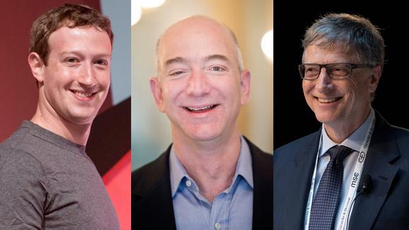 Najbogatsi ludzie świata 2017