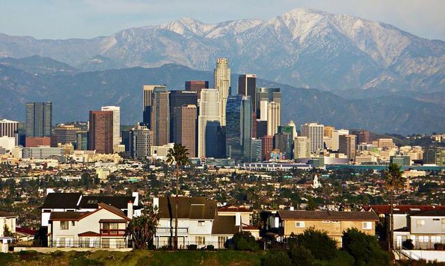 Los Angeles (fot. Wikimedia)