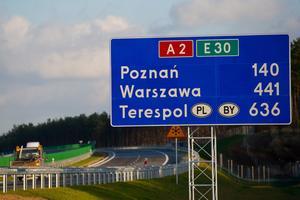 POLAND NEW MOTORAWY