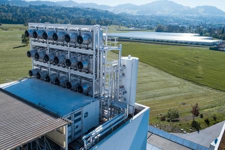 Szwajcarzy zbudowali maszynę, która wyłapuje dwutlenek węgla