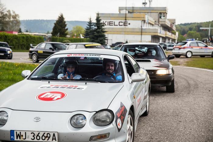 Toyota Celica wyścigi rajdy klasyczne auta