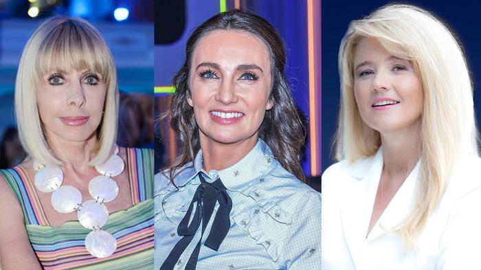 Grażyna Kulczyk, Dominika Kulczyk, Małgorzata Adamkiewicz
