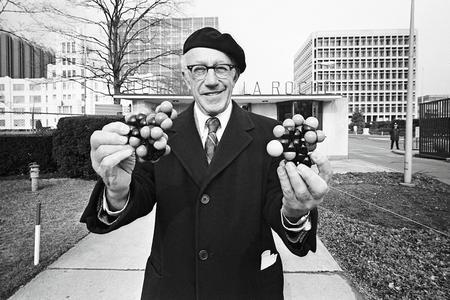 Leon Sternbach, twórca Valium. Polak, który uspokoił Amerykę