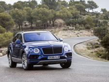 Bentley Bentayga bez tajemnic. Najbardziej luksusowy SUV na rynku