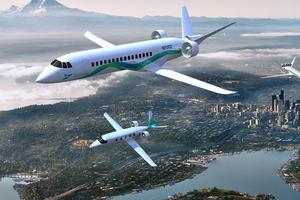 Samoloty pasażerskie z napędem hybrydowym wystartują już za trzy lata
