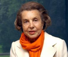 1. Liliane Bettencourt