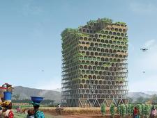 Polacy wygrali konkurs na projekt wieżowca przyszłości
