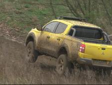Dakar pod Wrocławiem – test Mitsubishi L200