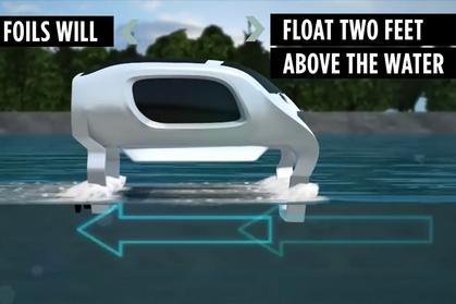 W Paryżu pojawią się elektryczne taksówki wodne