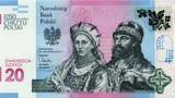 Kolekcjonerska 20-złotówka najlepszym banknotem świata
