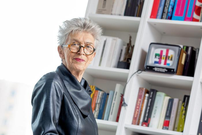 Anda Rottenberg była dyrektor Galerii Zachęta