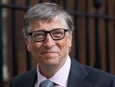 """Bill Gates zagra z Rogerem Federerem. """"To sen, który się spełnia"""""""