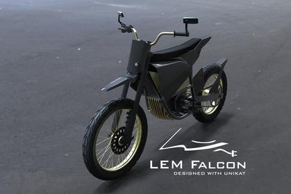 Polski ekologiczny motocykl już na ukończeniu. Pojedzie na zawody