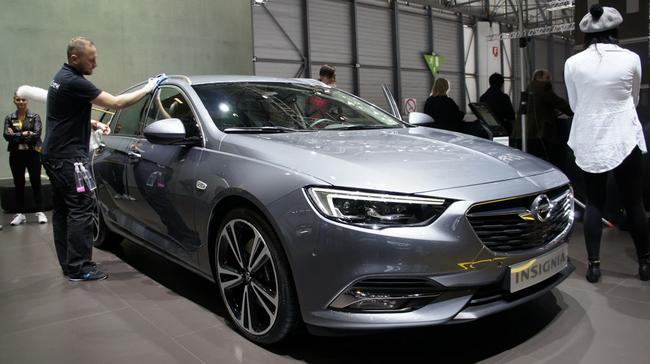 Opel Insignia - gwiazdą Genewa Motor Show 2017