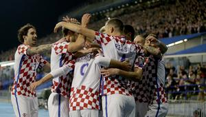 Croatia vs Greece: 2018 FIFA World Cup Qualification