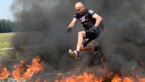 Runmageddon Rekrut Paweł Nastula czasnabieganie.pl