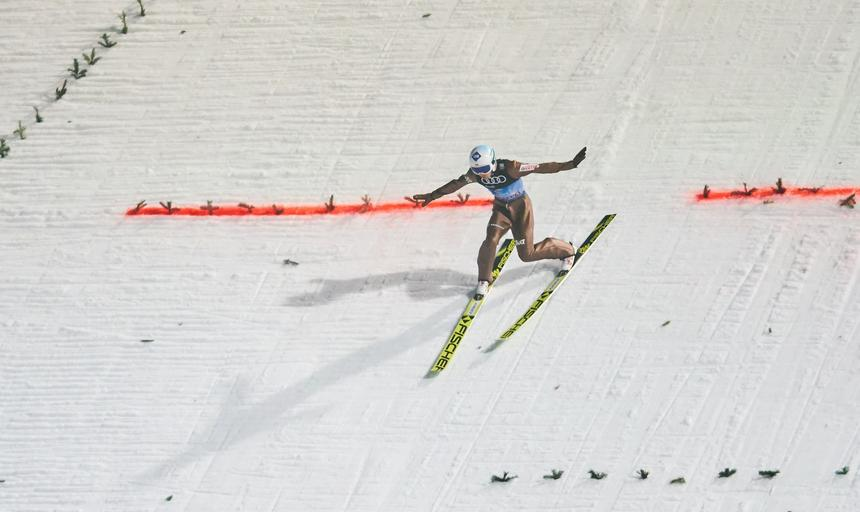 Turniej Czterech Skoczni w Bischofshofen