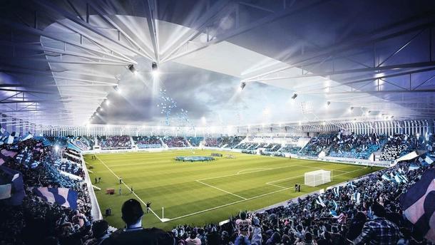 Ruch Chorzów nowy stadion