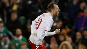 2018 World Cup Qualifications - Europe - Republic of Ireland vs Denmark