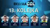 Wybierz z nami EkstraGola 13. kolejki!