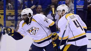 NHL: Stanley Cup Playoffs-Nashville Predators at St. Louis Blues